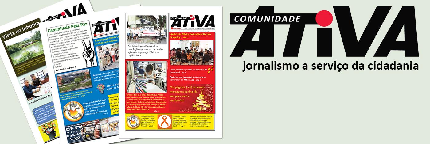Jornal comunidade ativa